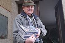Miloslav Souček vypráví v knize Srdcové Eso o svém motokrosovém životě.