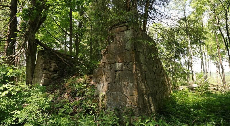 Pálené cihly se vyráběly u Svaté Kateřiny na Tachovsku už koncem osmnáctého století.
