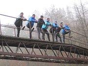 Druhý díl dlouhodobého seriálu o nejlepšího běžce Tachovska absolvovali závodníci v sobotu v okolí Stříbra.
