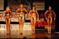 11. ročník Mezinárodní soutěže ve sportovní kulturistice mužů, kulturistice klasic, Masters a bodyfitness žen se uskutečnil v sobotu a měl zastoupení i z Tachovska.