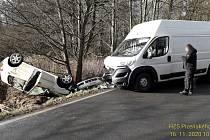 Nehoda u Halže.