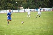 Fotbalisté FK Tachov porazili v domácím prostředí SK Aritma Praha.