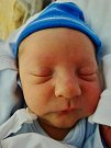 Samuel Hacker ze Stříbra se narodil mamince Kateřině a tatínkovi Liborovi 12.12. v 8:57. Po porodu vážil první potomek 2770 gramů a měřil 47 cm.