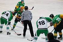 Tatran porazil v prvním vzájemném utkání v play off Stříbro 10:8.