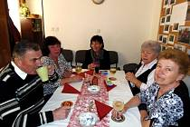 Obec Sulislav připravila setkání seniorů se starostou Milanem Strohschneiderem.