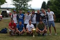 Loňské vítězství ve fotbalovém Letním turnaji v Damnově budou obhajovat hráči Sokola Bor.