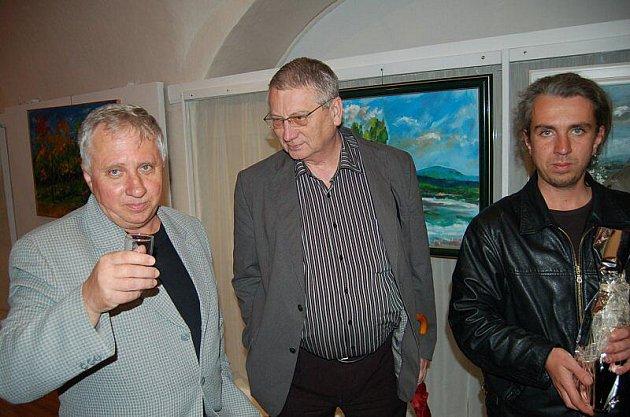 V muzeu jsou k vidění díla Jana Rybeckého
