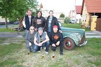Vizír koncertoval v Částkově