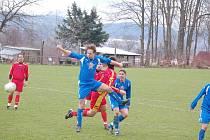 Fotbal: Rozvadov – Rokycany 0:1
