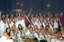 Studenti ze stříbrské Obchodní akademie měli maturitní ples