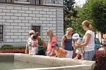 Městské slavnosti se konaly o víkendu ve Stříbře.