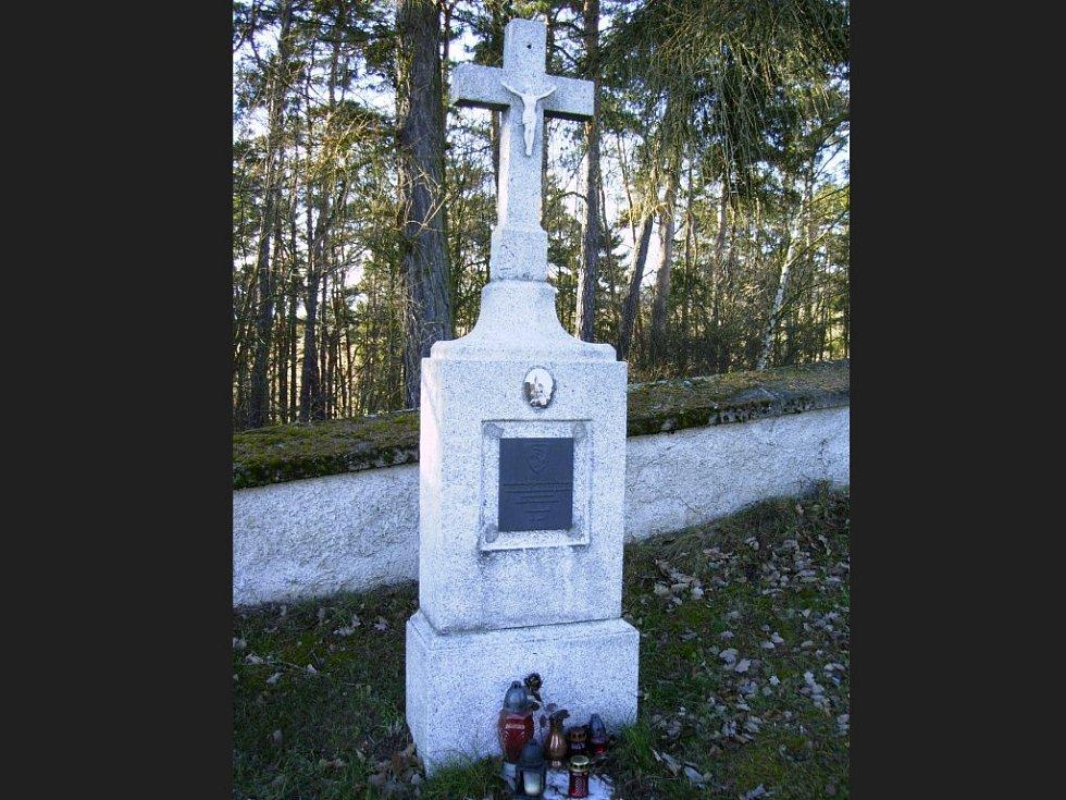 Téměř zapomenutý pomník Švamberků