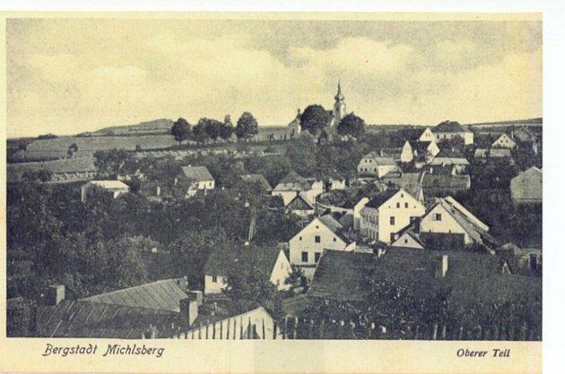 Archivní dobová pohlednice