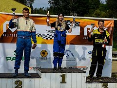 Tachovská závodnice absolvovala v posledních týdnech tři úspěšné závody.