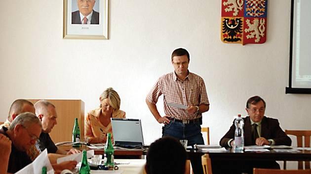 Na středečním zasedání plánského zastupitelstva se mimo jiné probírala situace okolo tamní pokliniky.