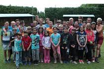 Letní tábory dětí organizuje už dvě desítky let Český Červený kříž oblastní spolek v Tachově.