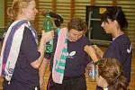 Stolní tenis–extraliga žen: S. Bor TeVo Caesar Group – SK Frýdlant 2:8; – SKST Brno 5:5 .