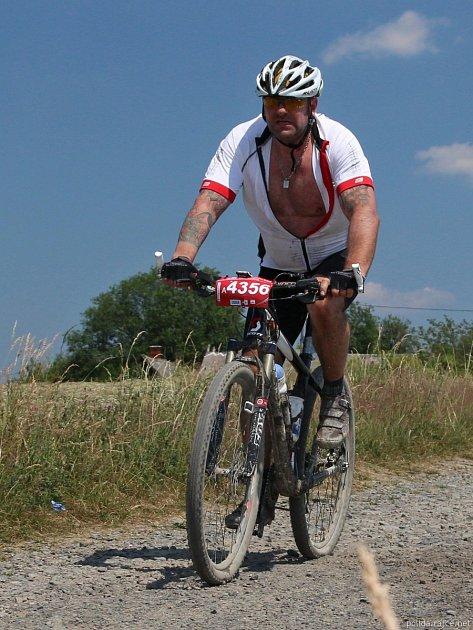 Všestranný L. Hudler dojel na kole třetí