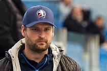ŠÉFTRENÉR MLÁDEŽE Petr Vojan (na snímku) popsal, jak probíhá letní příprava plzeňských hokejových nadějí.