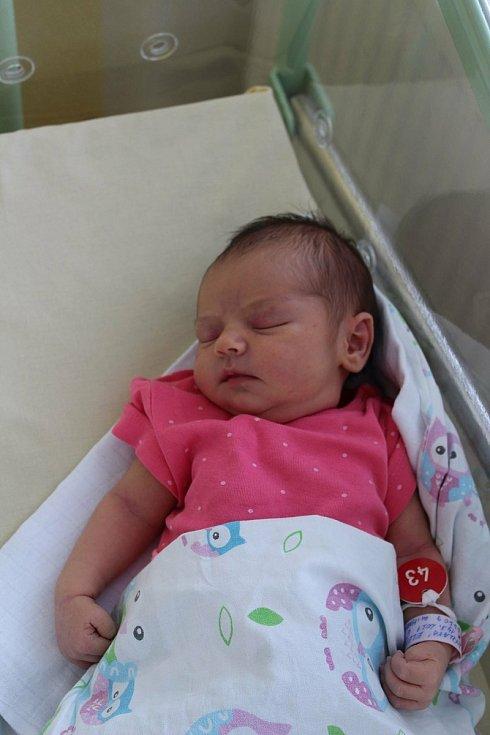 Elena Ryšlavá (3330 g, 49 cm) se narodila 17. července v 6:00 vplzeňské Mulačově nemocnici. Rodiče Marie a Jan z Kamenného Újezdu věděli dopředu, že Johanka (3,5) bude mít sestřičku.