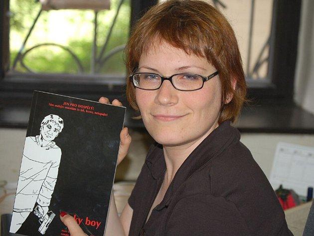 Renata W. To je nová hvězda na českém komiksovém nebi.