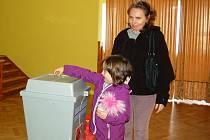 Krajské volby na Tachovsku.