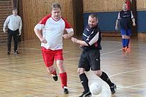 Klatovská zimní amatérská liga: Draci - Tučňáci