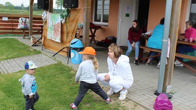 Dětský den v Lomu