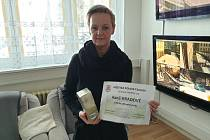 Hana Hradová má za sebou 25 let u městské policie.