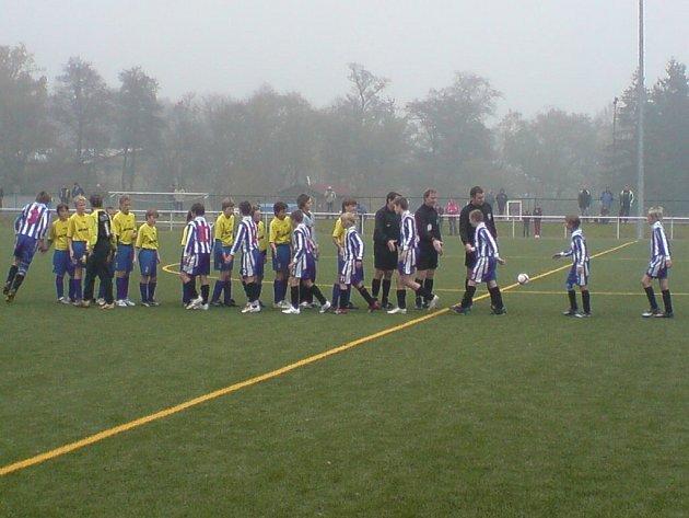 Divize mladších žáků ve fotbalu