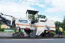 Oprava povrchu vozovek v plánských ulicích Tachovská a Slovanská si vyážádá více než miliónovou investici.
