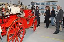V Boru otevřeli nové muzeum
