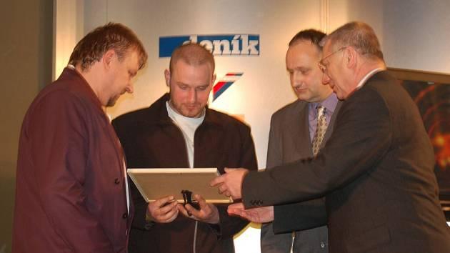 Sportovec roku 2008. Slavnostní večer v Tachově.
