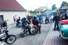 Během víkendu se uskutečnil další ročník Jízdy Garážových Jezdců.
