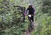 Cyklistického podniku se účastnili i kolaři z Tachovska.