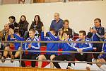 Sportovní hala v Tachově hostila desátý ročník turnaje fotbalových rozhodčích O putovní pohár města Tachova.