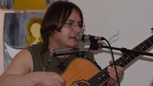 Country zpívaná v Kladrubech.