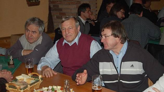Aktiv ke sto letům tachovského fotbalu