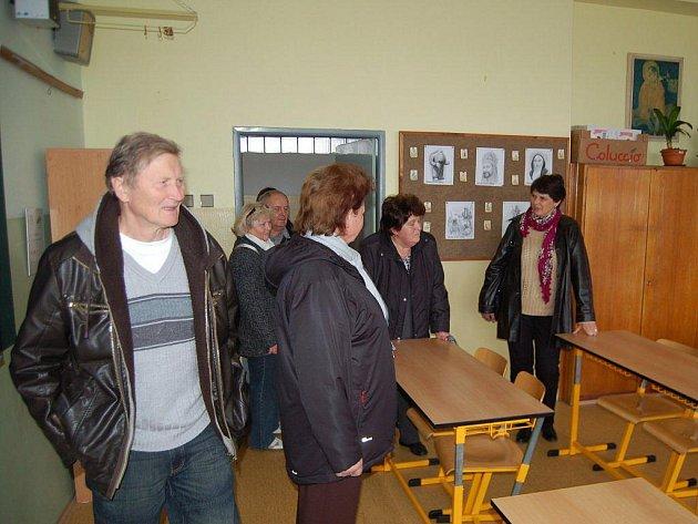 Základní škola v Boru slavila v pátek 18. listopadu padesátileté výročí