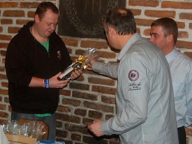 Nejlepší tipéři se sešli v Chodové Plané, hostil je Ve Skále pivovar Chodovar.
