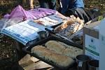 V obci Obora se konaly Dračí Slavnosti společně se slavností jablek a brambor. Děti společně s rodiči pouštěly draky na čarodějnickém plácku.