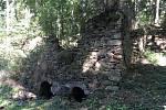 Vycházka zavedla zájemce do rezervace i k mlýnu