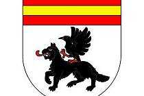 Znak obce Olbramov