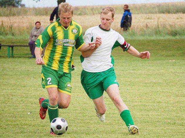 Letní turnaj vyhráli fotbalisté domácího Sokola Damnov