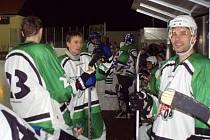 Stříbrské hokejisty dělila od výhry jedna vteřina