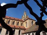Kladrubský klášter je stále vyhledávaným turistickým cílem.