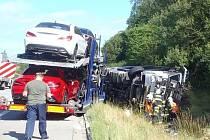 Nehoda na D5