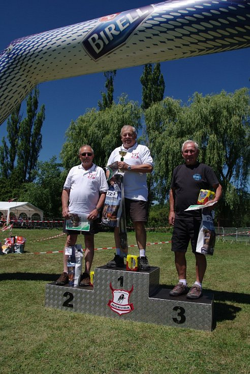 O víkendu se uskutečnil desátý ročník Sulislavské cyklo - koridy.