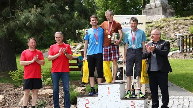 Běžci ze Stříbra se daří nejen v regionálních seriálech, ale v neděli ovládl kategorii 50 + i v Plzni.
