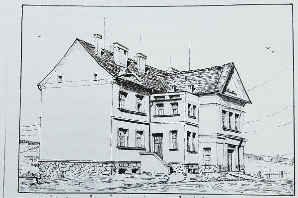 Budova první české menšinové školy